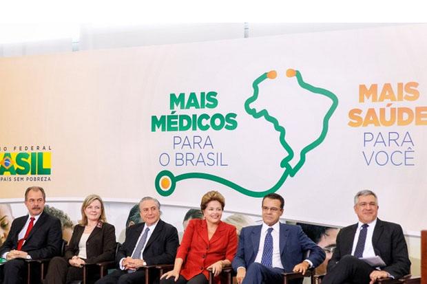 Projeto mais Médicos para o Brasil