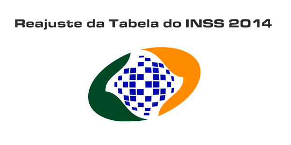 Reajuste Tabela INSS 2014