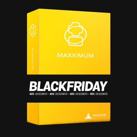 Sistema Maxximum Black Friday